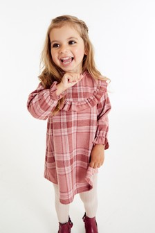 Check Dress (3mths-7yrs)