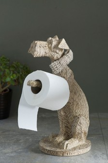 Digby Dog Toilet Butler