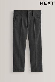 Pantalon à plis sur le devant (3-16 ans)