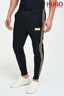 Черные спортивные брюки HUGO Donburi