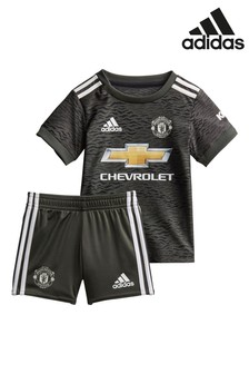 adidas Manchester United Away 20/21 Baby Kit