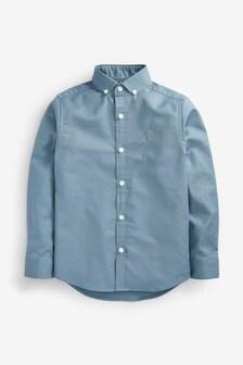 Оксфордская рубашка (3-16 лет)