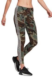 adidas Essentials 7/8-Leggings mit Camouflagemuster