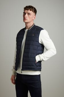 Shower Resistant Tipped Gilet