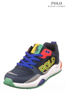 حذاء رياضي شبكي كحلي من Ralph Lauren