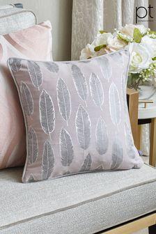 Prestigious Textiles Iris Quill Feather Cushion