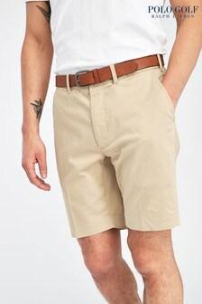 מכנסי צ'ינו קצרים שלPolo Golf byRalph Lauren