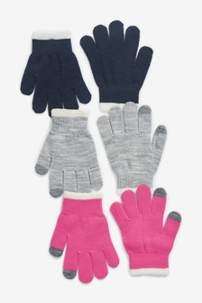 3 Pack Gloves (Older)