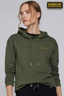 Barbour® International Chequer Overhead Hoodie