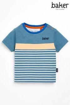 Baker by Ted Baker Baby Boys Stripe T-Shirt