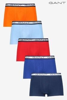 Lot de 5 boxers basiques GANT