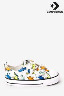 Converse Dino 2V Infant Low Trainers