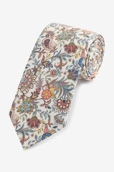 柄ネクタイ