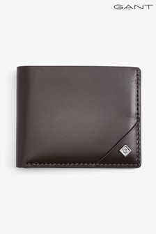 GANT Brown Leather Wallet