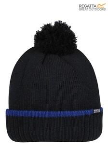 Regatta Black Davion Bobble Hat III