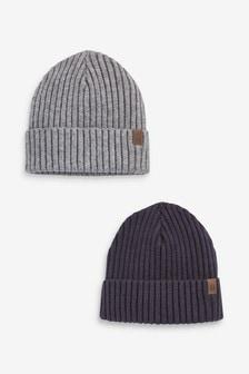 Lot de 2 bonnets (Garçon)
