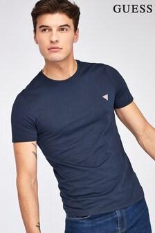 Guess Chest Logo T-Shirt