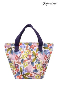 Paperchase Back to School Floral Lunch Bag
