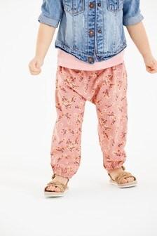 Pantalon en viscose (3 mois - 10 ans)