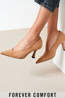 Туфли-лодочки с острым носком