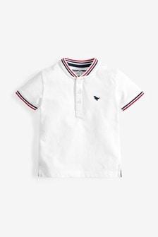 短袖棒球衫領口Polo衫 (3個月至7歲)