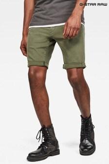 G-Star 3301 Slim Fit Shorts