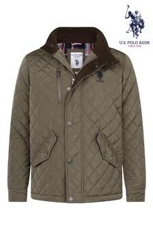 Стеганая куртка U.S. Polo Assn.