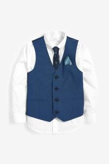 Жилет, рубашка и галстук  (12 мес. - 16 лет)