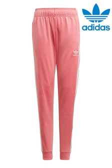 adidas Originals Pink Superstar Joggers