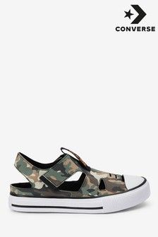 Converse Chuck Taylor All Star Renew Camo Trainers