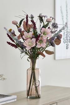 Artificial Floral In Vase