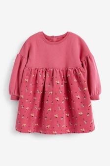فستان كوردروي بكم راجلان (3 شهور -7 سنوات)