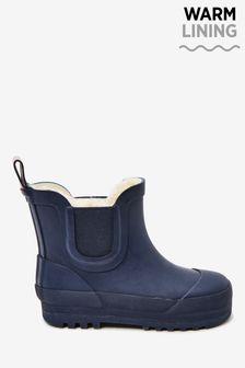 Warm Lined Ankle Wellies (Younger)