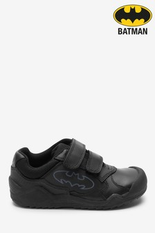 Leather Double Strap Batman® Shoes (Older)