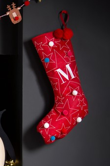 Alphabet Stocking