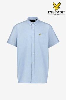 Lyle & Scott Plus Size Oxford Shirt
