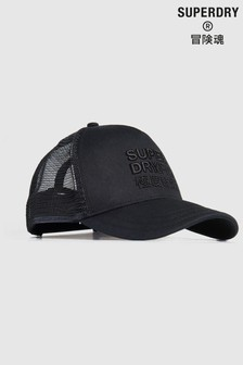 Superdry Logo Trucker Cap