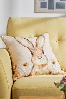 Harley The Hare Cushion