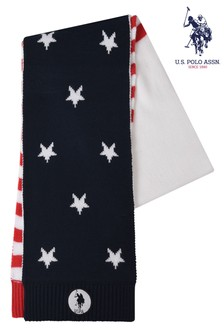 U.S. Polo Assn. Star Scarf