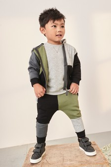 Hoodie And Joggers Set (3mths-7yrs)
