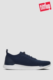 FitFlop™ Blue Flexknit Sneakers