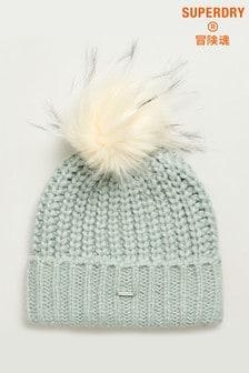 כובע גרב נוצץ של Superdry