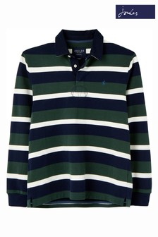 Joules Green Onside Rugby Shirt