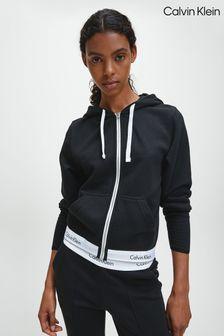 Calvin Klein Modernes Kapuzensweatshirt aus Baumwolle