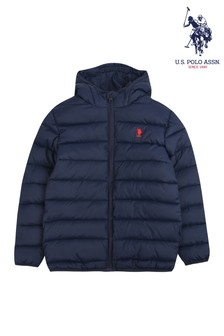 U.S. Polo Assn. Lightweight Padded Jacket
