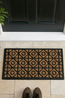 Geo Boot Scraper Doormat