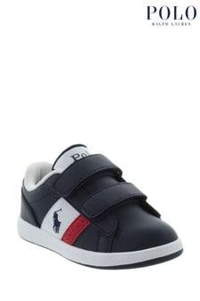 حذاء رياضي Oakview أزرق داكن من Ralph Lauren