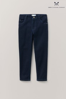 Crew Clothing Company藍色緊身牛仔褲