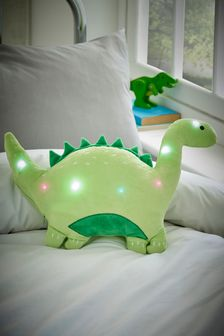 Light Up Dinosaur Cushion
