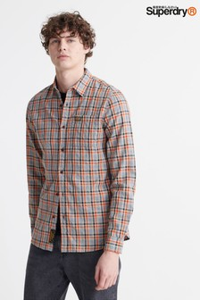Superdry Workwear Lite Long Sleeve Shirt